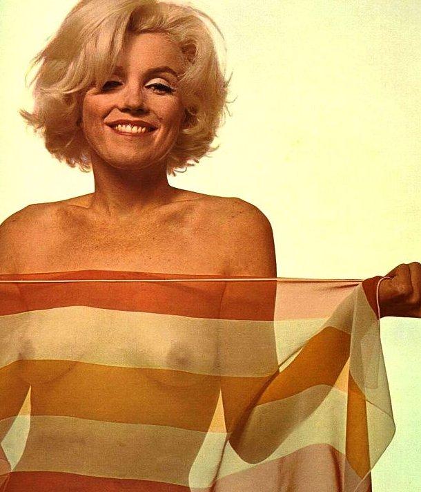 Marilyn Monroe Nude 5