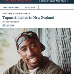 "PBS NewsHour Online Reports Tupac Shakur is ""Alive and Well"" in New Zealand After Being Hacked"