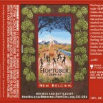 New Belgium Brewing's Hoptober Golden Ale is Now Available