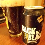 Pope Crisco: Back in Black by 21st Amendment Brewery