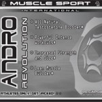 Review: Muscle Sport Andro Revolution