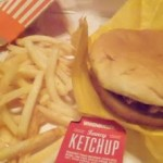 Pope Crisco Hand On Review: Whataburger's Green Chili Double