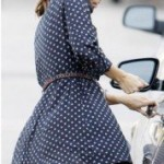 Eva Longoria Photoed Going Commando In Short Dress (PICS)