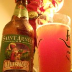 Pope Crisco: Christmas Ale from St Arnold Brewing Co.