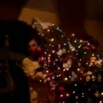 Drunk Mexican Man Cancels Christmas By Burning His Family's Christmas Tree
