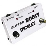 The New Morley Buffer Boost: Your Guitar Tone – Only Better & Louder