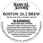 Samuel Adams Releases Boston 26.2 Brew to Celebrate the Boston Marathon