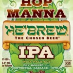 Hop Manna IPA is Shmaltz Brewing Company's First New Year-Round Beer In 4 Years