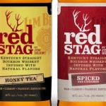 Jim Beam Honey Tea and Jim Beam Spiced Join the Red Stag Family
