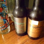 Pope Crisco: Sisyphus 2008 and 2011 Barleywine by Real Ale Brewing