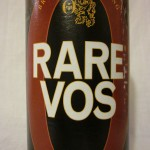 Sud Savant: Ommegang Rare Vos – Cheers Ommegang! You've Done it Again