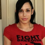 Octomom Nadya Suleman Poses Topless for Money 5