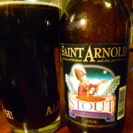 Pope Crisco: Saint Arnold Brewing Co. Winter Stout