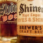 Pope Crisco: Shiner Ryes And Shine by Spoetzl Brewery