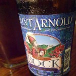 Pope Crisco: Spring Bock by Saint Arnold Brewing