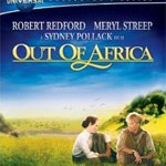 Bluray Giveaway – Out of Africa (Book/Blu-ray/DVD Combo)