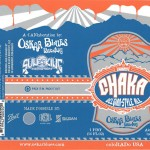 "Oskar Blues and Sun King Craft Breweries Launch Limited-Release ""Chaka"" Beer in Alumi-Tek Pint Bottles by Ball"