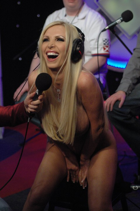 Heather vandeven sybian video on howard stern show hot