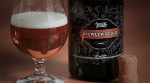 Post image for Limited Release Samuel Adams Brewlywed Ale