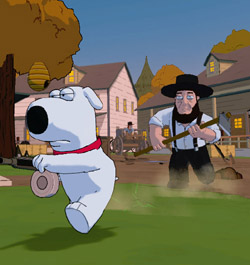 Post image for San Diego Comic Con 2012: Family Guy – Back To the Multiverse Story Trailer