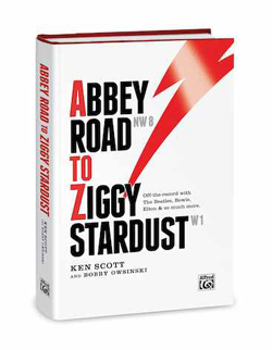 Post image for Book Review: Abbey Road to Ziggy Stardust – Changed the Way I Listen to Music