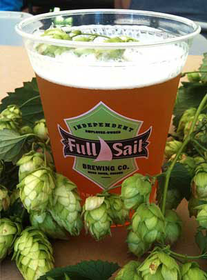 Post image for Full Sail Brewing Celebrates the Hop Harvest with Fresh Hop Hopfenfrisch Pilsner