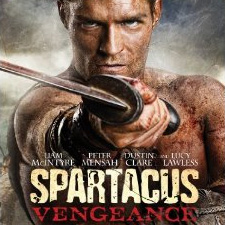 spartacus: venegance season two
