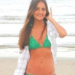 Brazilian student, Catarina Migliorini is Auctioning off Her Virginity (Bikini Pic + Video)