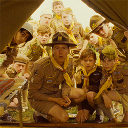 Post image for Giveaway &#8211; Win the Moonrise Kingdom Blu-ray/DVD Combo