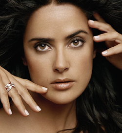 Post image for Salma Hayek is a Big Fan of  'Sexting' (Video)