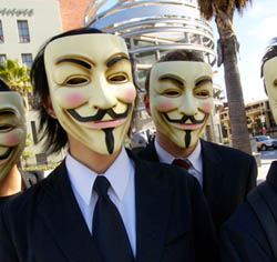 Post image for Anonymous Targets Westboro Baptist Church (Video)