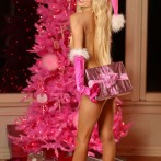 Courtney Stodden Strips Down Naked For Christmas Photos 9