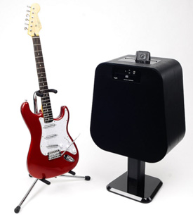 Post image for New NYNE Home Audio Speaker Is Also A Guitar Amplifier
