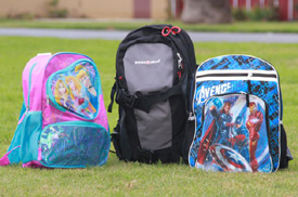 Post image for Sales of Kid's Bulletproof Backpacks Soar in Wake of Newtown Massacre