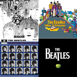 Giveaway The Beatles Revolver Hard Days Night Amp Yellow