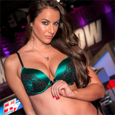 Post image for Miss Howard Stern TV December 2012 – Rebecca Lynn (PICS)