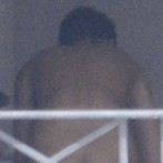 Rihanna nude changing out of her bikini pic 2