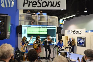 Post image for PreSonus Brings Winter NAMM 2013 Show to You Live Via the Web!