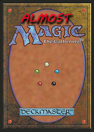 Post image for Magic: The Gathering – The Cards That Didn't Make the Cut