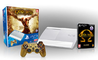 Post image for God of War: Ascension White PS3 Bundle Announced