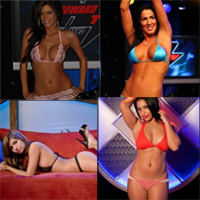 Miss Howard Stern TV Girls for Month of January