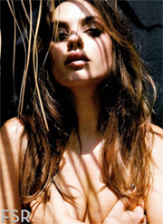 mila kunis nip slip for gq magazine