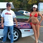 Ronnie Mund, the Pace Car, and Brielle