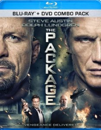 The Package Blu-ray combo cover art - giveaway