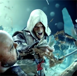 Post image for Meet Edward Kenway In Assassin's Creed IV (Trailer)