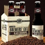 Pope Crisco: Real Ale Brewing Company Brewer's Cut #2 Black Quadrupel