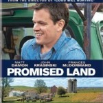 Giveaway – Win the PROMISED LAND Blu-ray DVD Combo Pack