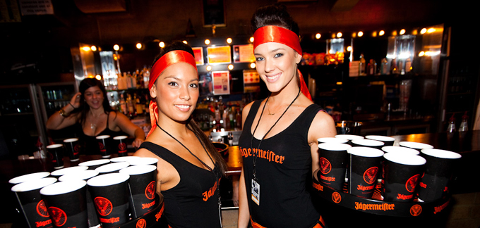 Jägermeister Brings Legendary Experiences to 2013 Rockstar Mayhem Festival
