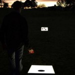 Gadget Review: The GoPong Premium Light Up LED Cornhole Bean Bag Toss Game Set