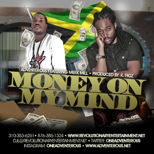 Post image for Music Review: Adventerous  – Money on My Mind